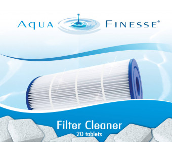 Filter Cleaning Tablets