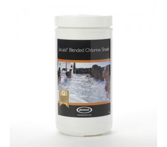 Jacuzzi® Blended Chlorine SHOCK 1kg