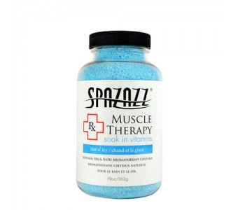 Spazazz® Muscle Aromatherapy Crystals