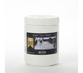 Jacuzzi® Hot Tub Filter powder