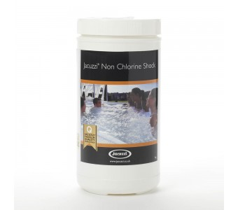 Jacuzzi® Hot Tub Non Chlorine SHOCK 1kg